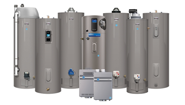 Water Heaters - Ally Plumbing